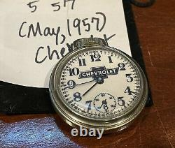 1957 57 Chevrolet Accessory Chevy GM Bel Air Belair OG Nomad Vintage Original