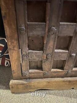 Antique Original Indian cupboard Vintage