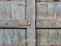Antique Vintage Indian Shutters Doors MILL-950/46