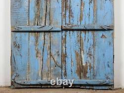 Antique Vintage Indian Shutters Doors MILL-950/50