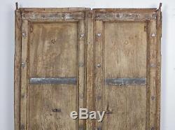 Antique Vintage Indian Wooden Door (REF535)