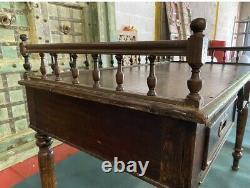 Antique vintage 19th century Indian Clerks desk