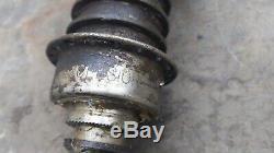 Antique vintage rare Indian Excelsior merkel musselman rear hub OEM low mile