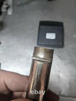 Antique vintage rare Indian hedstrom Powerplus OEM Hand oil pump part