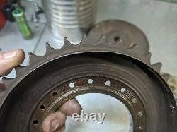 Antique vintage rare Indian hedstrom Powerplus incomplete clutch OEM barn find