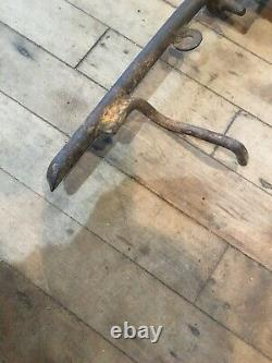 Indian 741 Side Stand Jiffy Junior Scout Sport Antique Motorcycle Orig. Vintage