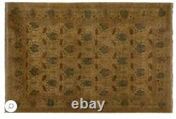 Indian Royal Agra Vintage Rug 445cm X 302cm From Lilla Rugs