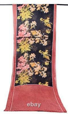 Indian Vintage Sari Lot Of 20 Assorted Fabric Wholesale Antique Cotton Saree Lot