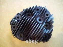 Indian antique vintage historic motorcycle parts, chief cylinder head