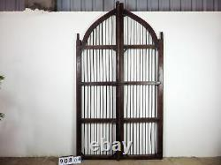 Pair of Very Large Antique Vintage Indian Garden Gates Doors MILL-908/4