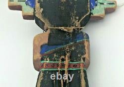 Vintage Antique HOPI INDIAN KACHINA DOLL