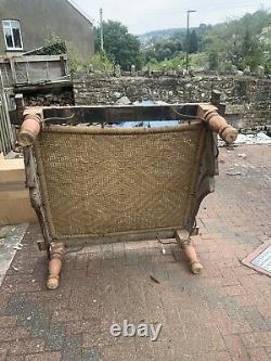Vintage Indian Daybed