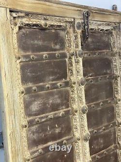 Vintage Indian Door