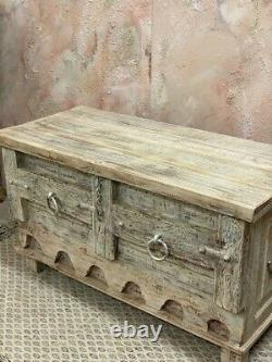 Vintage Indian storage box