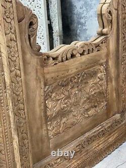 Vintage Indian tall mirror