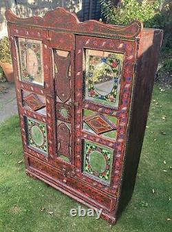 Vintage indian cupboard