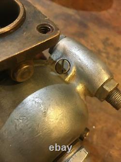 31-38 Chef Indien M6a Carburetor Nos Antique Motorcycle Vintage
