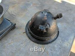 Anciennes Rares Harley Indian Excelsior Henderson 1910s Phare Solaire