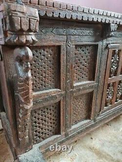 Coffre Indien Vintage De Dot, Coffre, Coffre