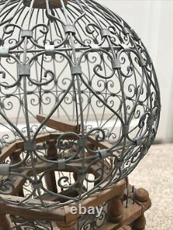 Indian Vintage Antique Birdcage Belle