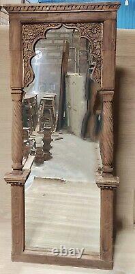 Miroir Grand Indien De Cru