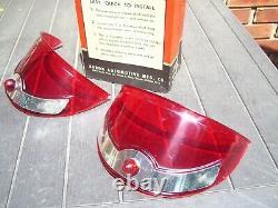 Original 1950 Nos Phares Visorettes Vintage Gm Chevrolet Ford Harley Pièces