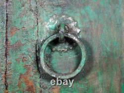 Portes D'étriers Indiennes Anciennes Mill-950/29