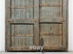 Portes D'étriers Indiennes Anciennes Mill-950/46