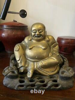 Un Paquet De Bouddhas Antiques Et Vintage. Tibétain, Chinois, Indien