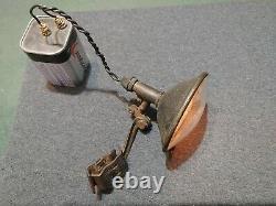 Vintage Harley Spotlight Indien Knucklehead Panhead Rl VL Antique Spot Lamp Rare